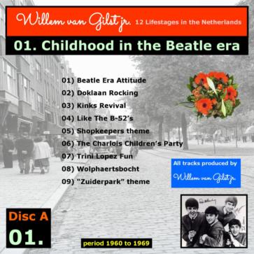 album 01. Childhood in the Beatle era
