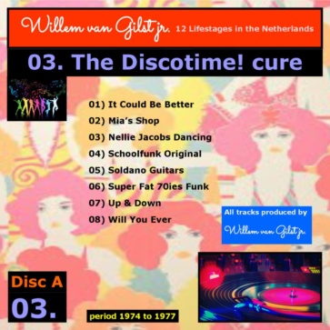 album 03. The Discotime! cure