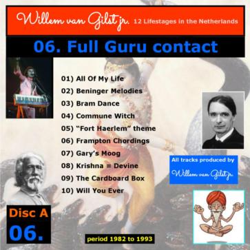 album 06. Full Guru contact
