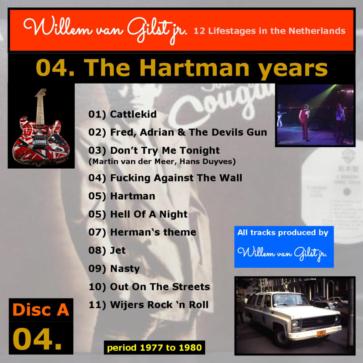 album 04. The Hartman years