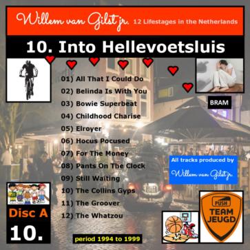 album 10. Into Hellevoetsluis