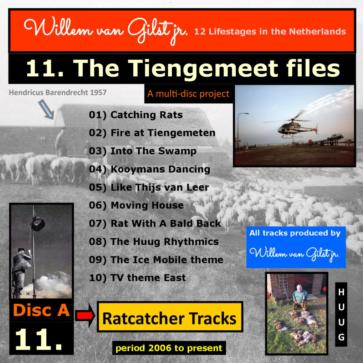 album 11. The Tiengemeet files
