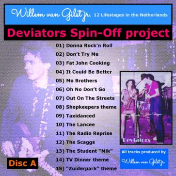 Deviators Spin-Off project